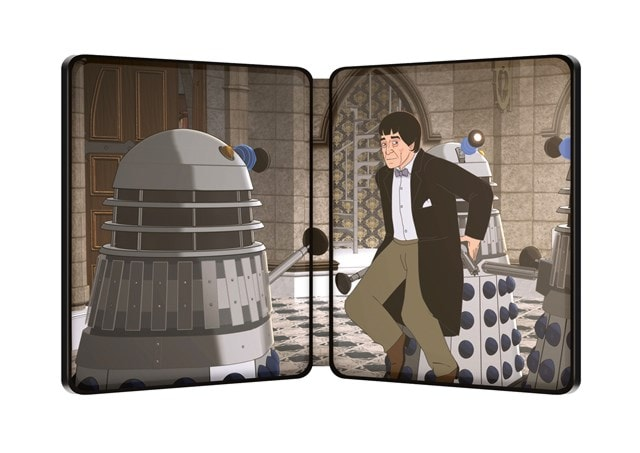Doctor Who: The Evil of the Daleks Limited Edition Steelbook - 2
