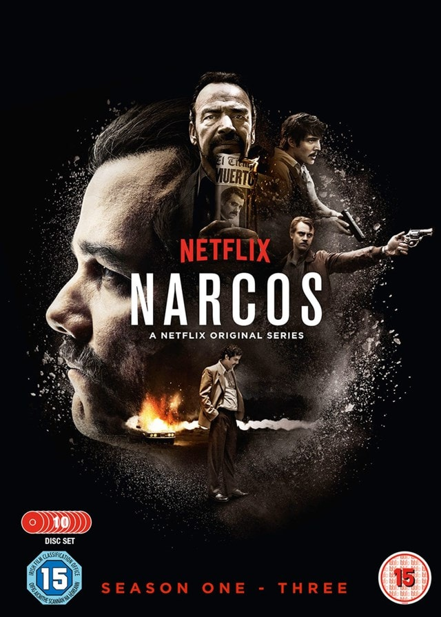 Narcos: The Complete Seasons 1-3 - 1