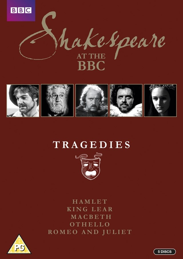 Shakespeare at the BBC: Tragedies - 1