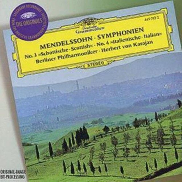 Symphonies Nos. 3 & 4 - 1