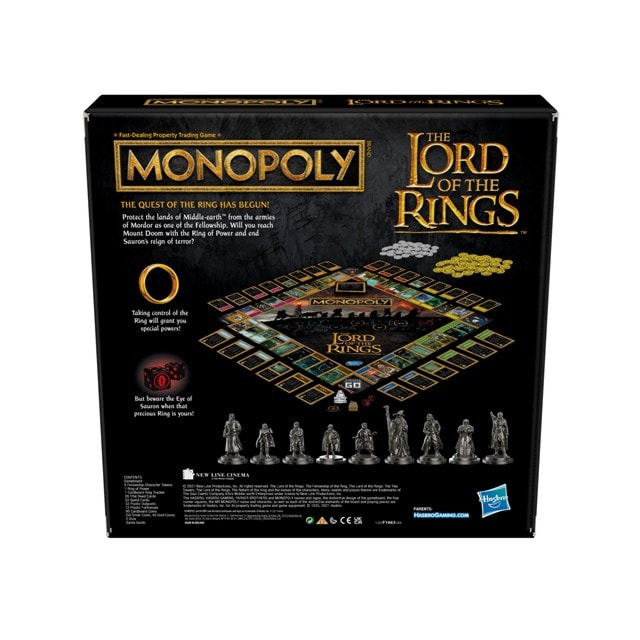 Monopoly: The Lord of the Rings Edition - 3