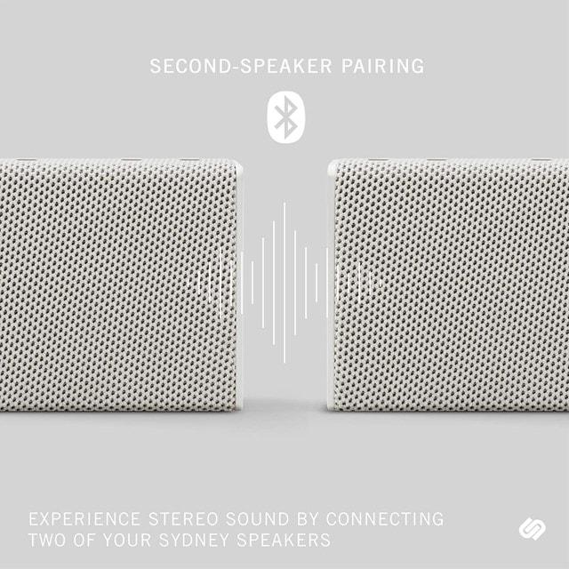 Urbanista Sydney White Mist Bluetooth Speaker - 2