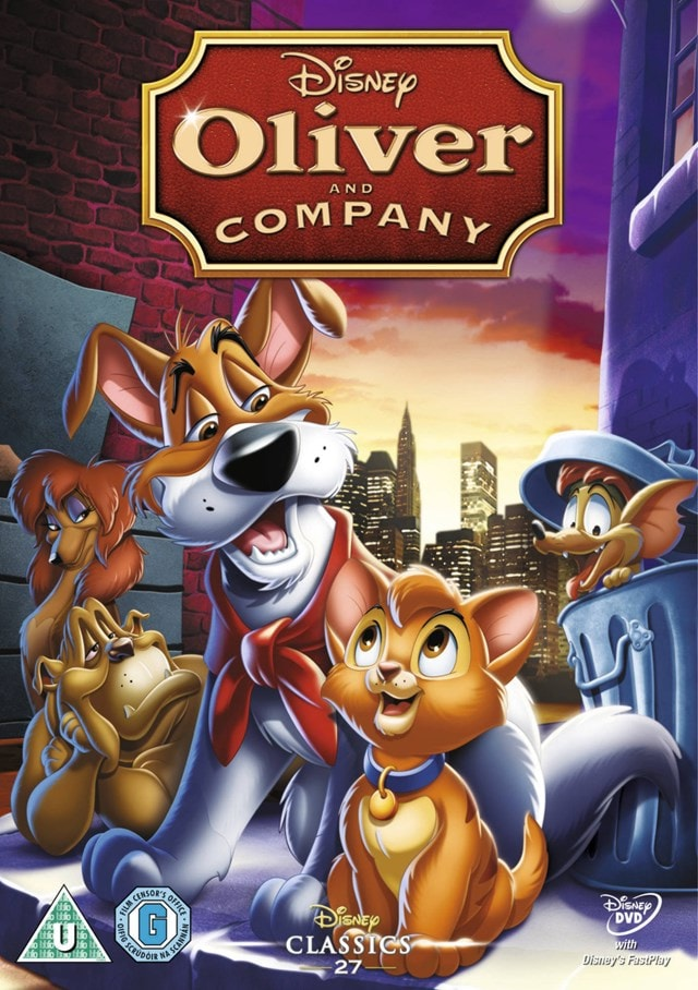 Oliver and Company - 3