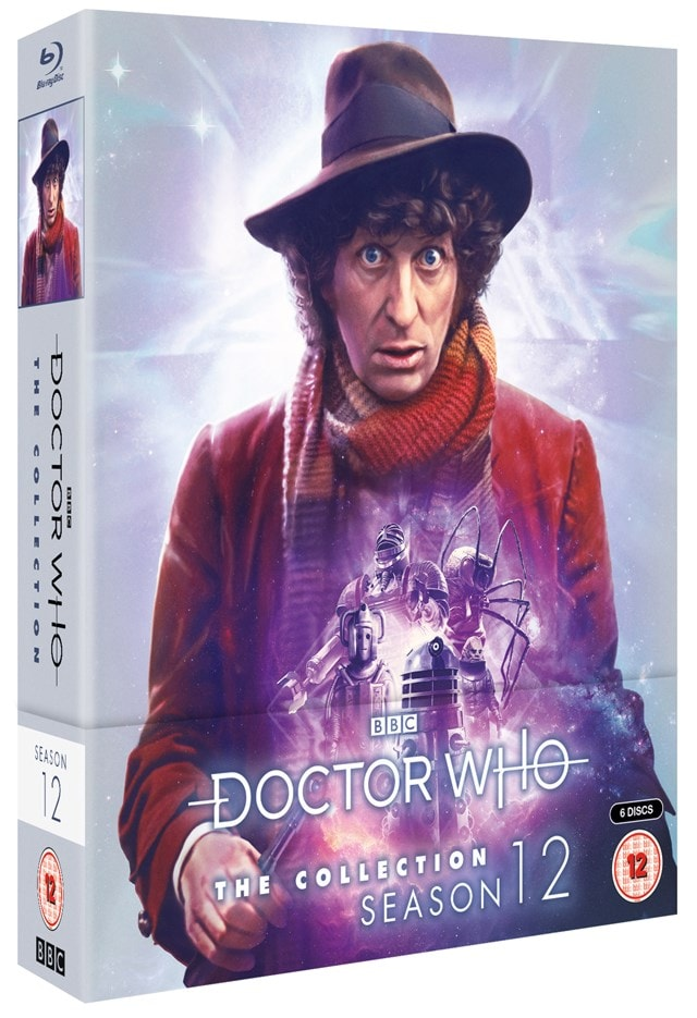 Doctor Who: The Collection - Season 12 Limited Edition Box Set - 2