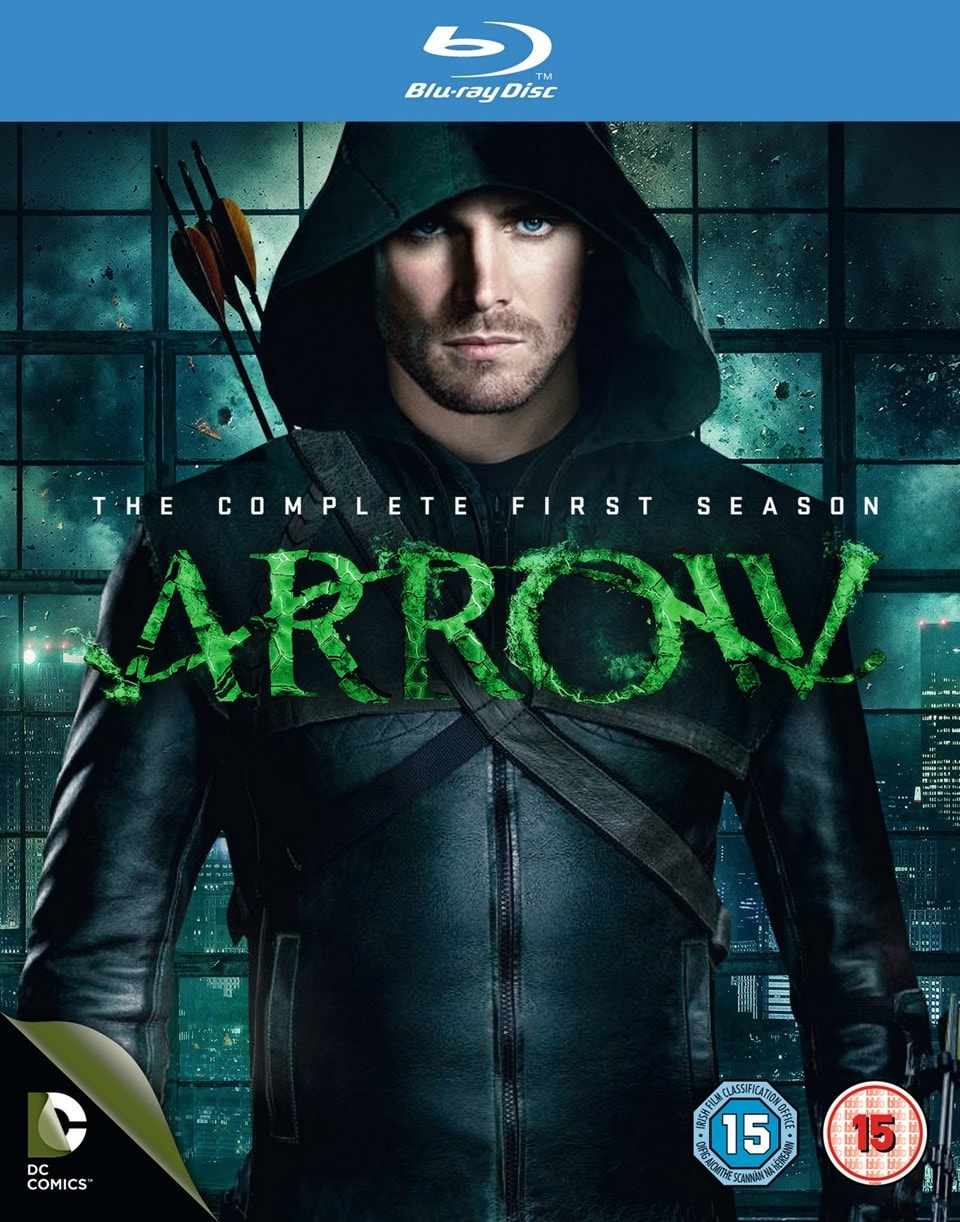 Arrow: The Complete First Season - 1