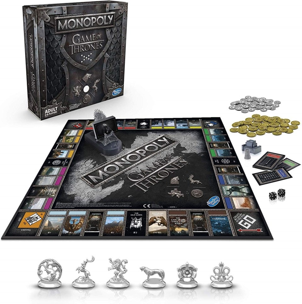 Monopoly: Game Of Thrones - 2