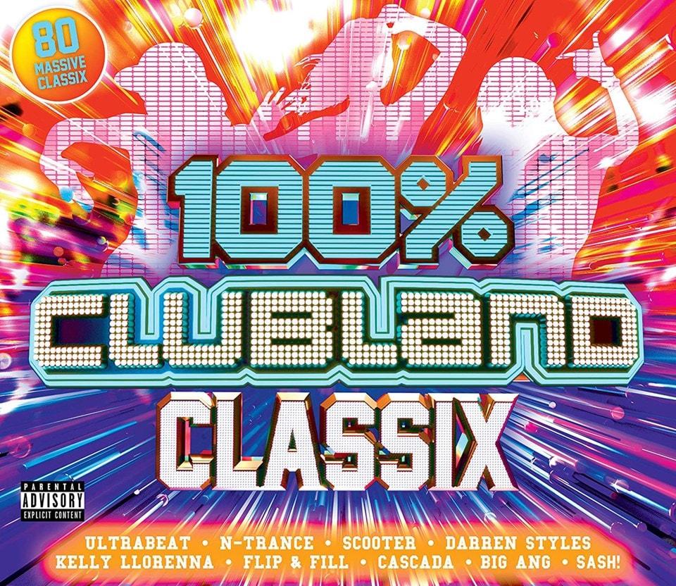 100% Clubland Classics - 1