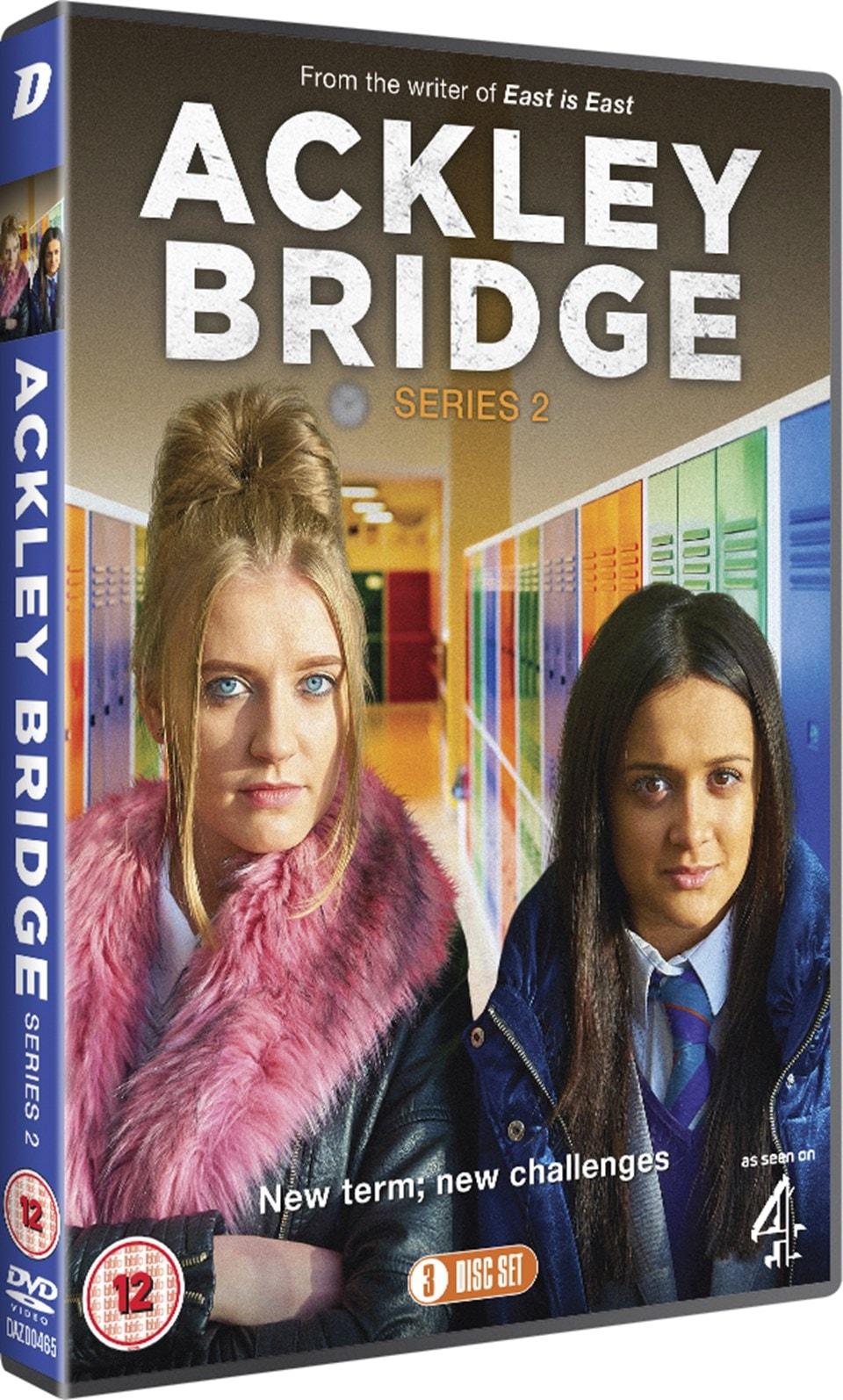 Ackley Bridge: Series Two - 2