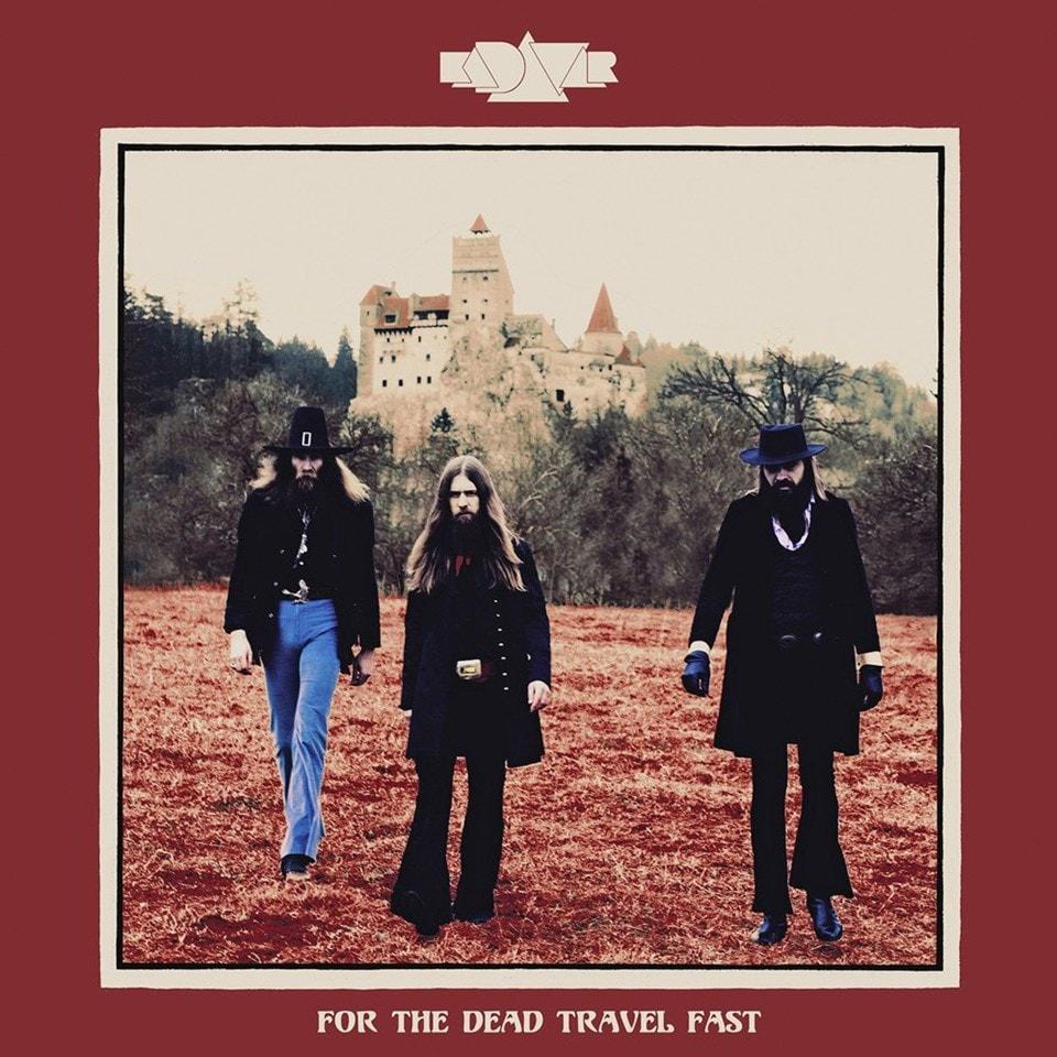 Kadavar: For the Dead Travel Fast - 1