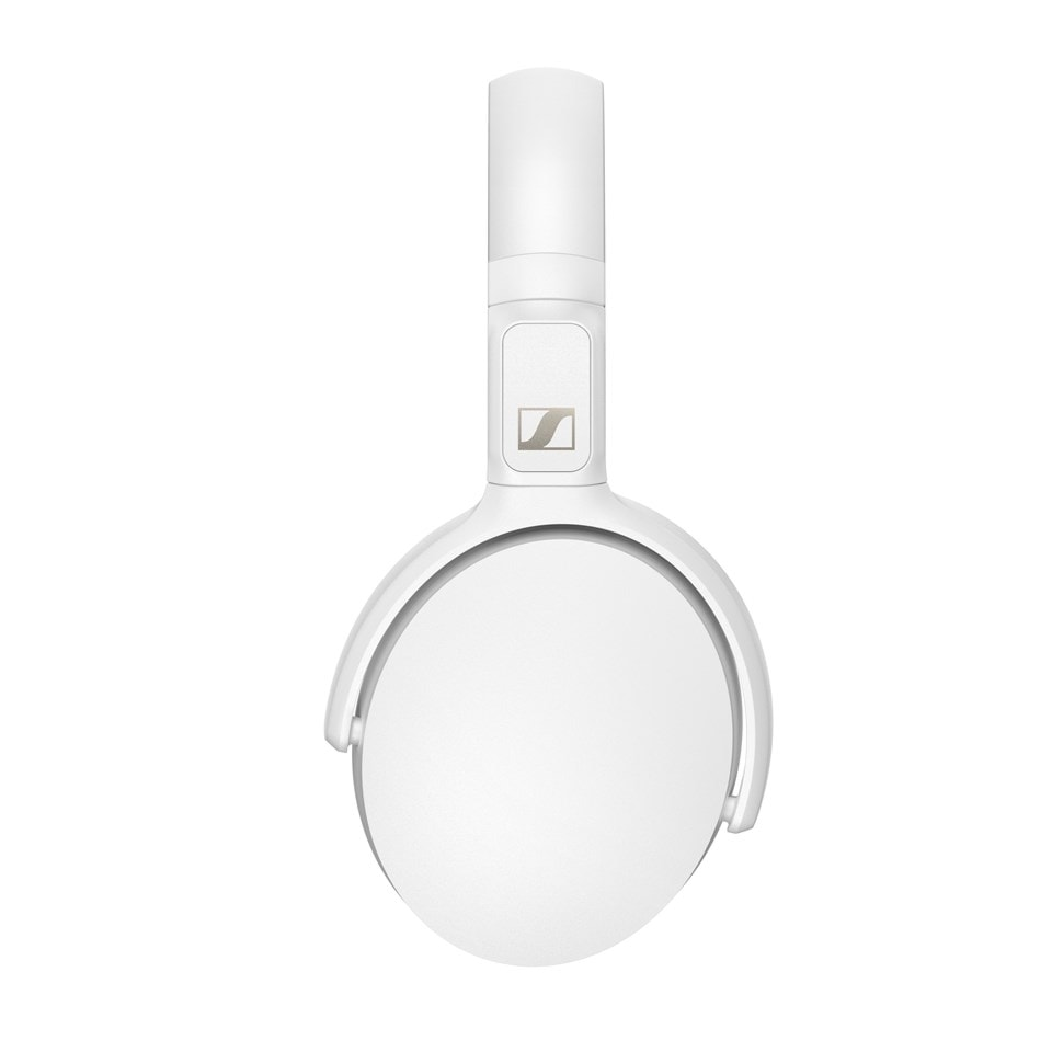 Sennheiser HD 350BT White Bluetooth Headphones (online only) - 2