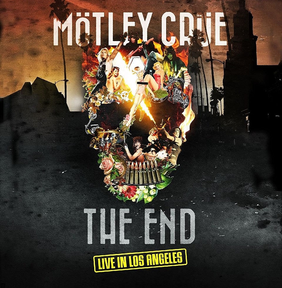 Motley Crue - The End - 1