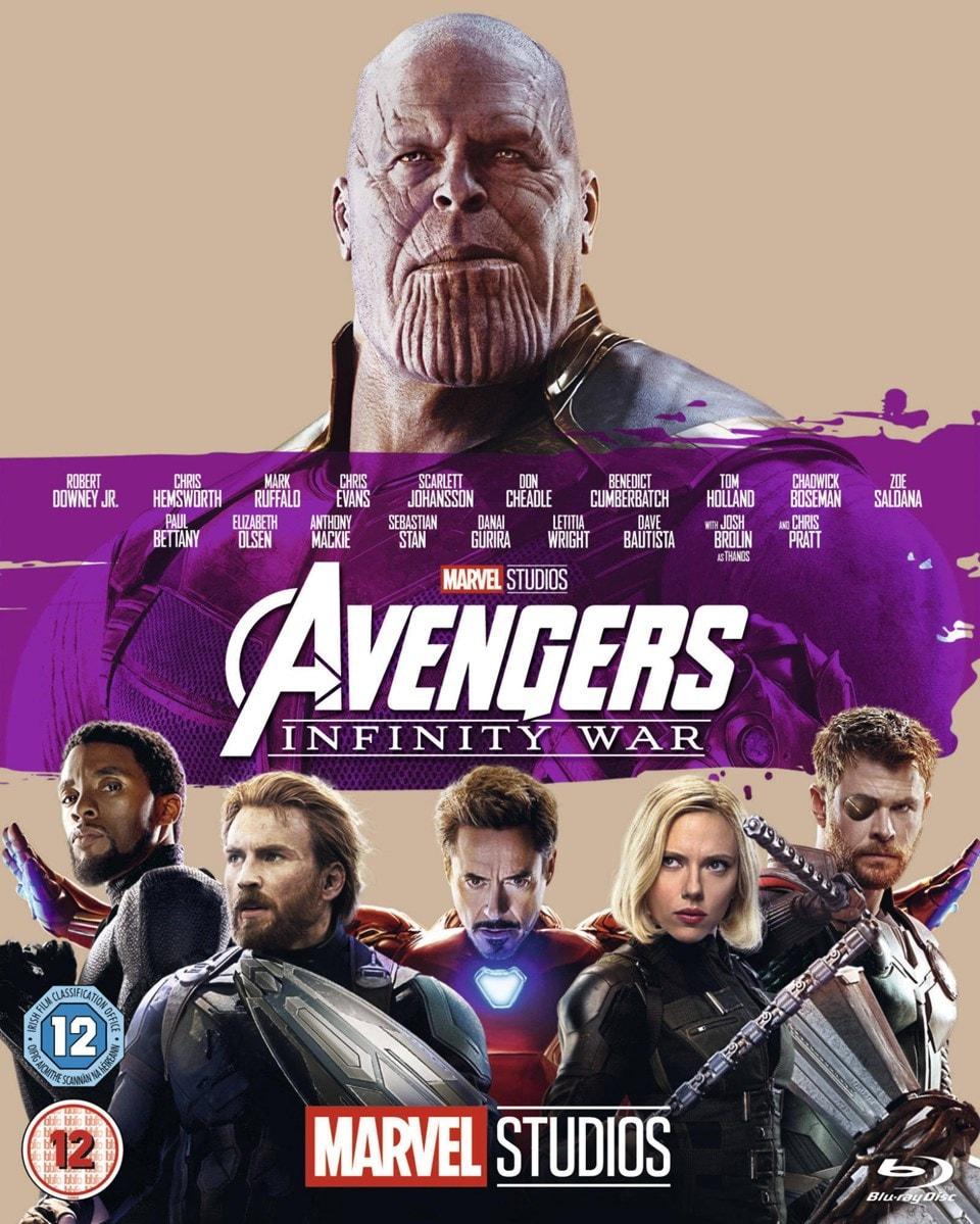 Avengers: Infinity War - 3