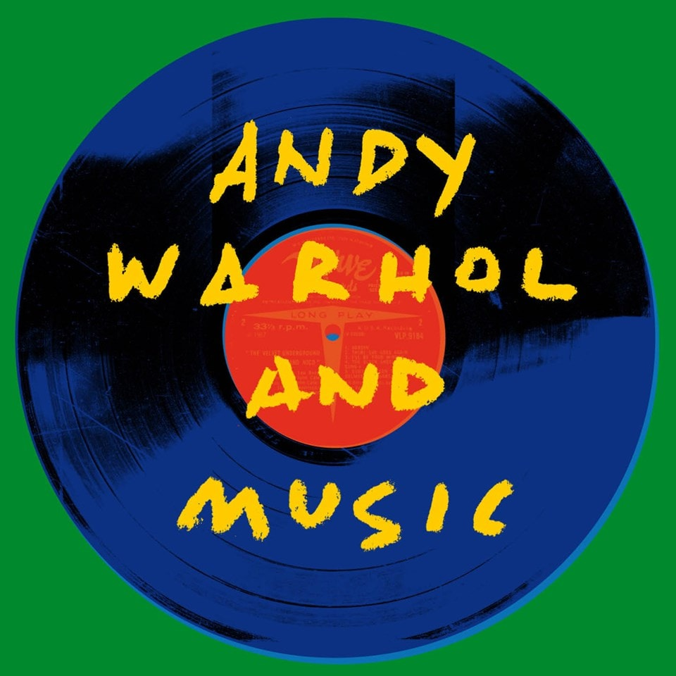 Andy Warhol and Music - 1