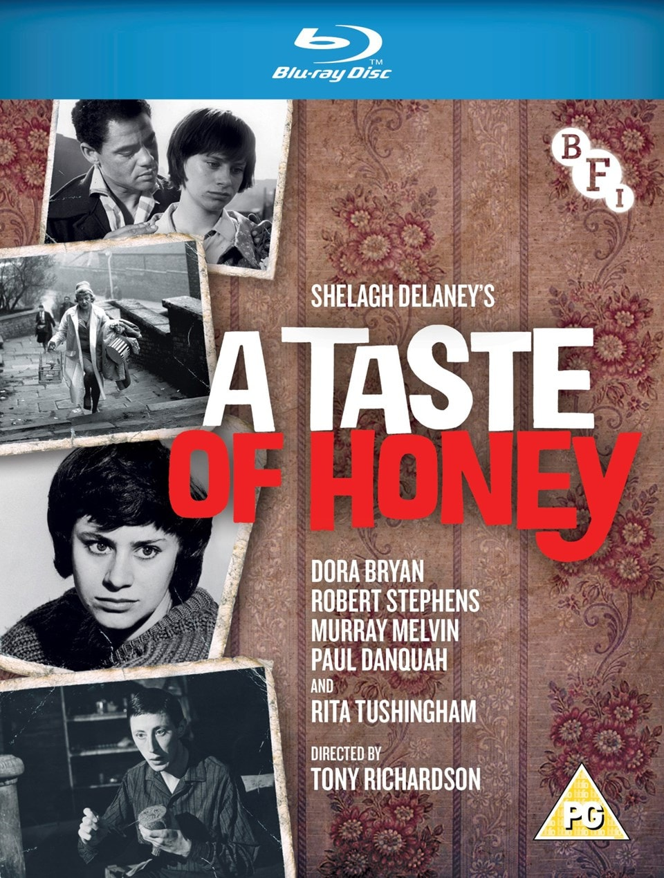 A Taste of Honey - 1