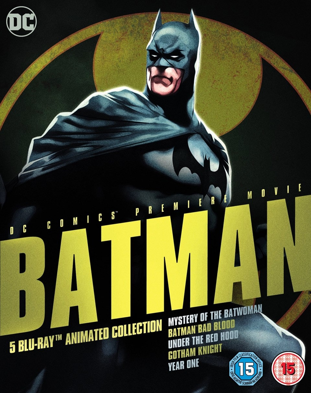 Batman: Animated Collection - 1