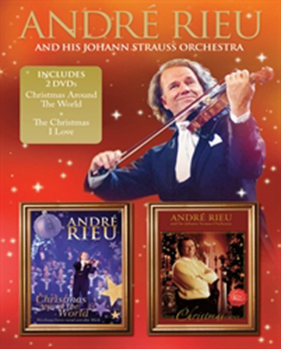 Andre Rieu: Christmas Around the World/The Christmas I Love - 1