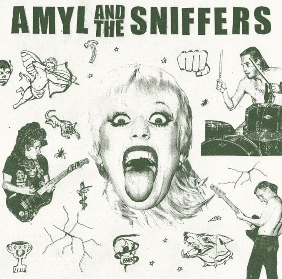 Amyl and the Sniffers - 1
