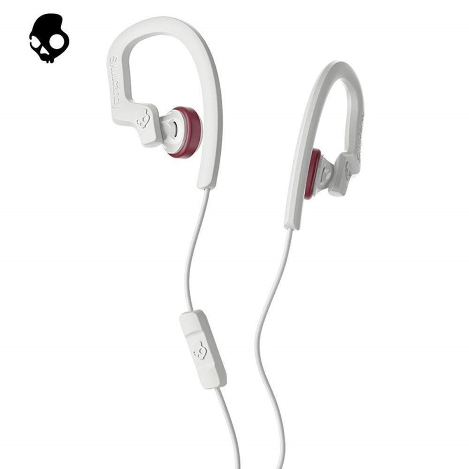 Skullcandy Chops Vice/Grey/Crimson Sports Earphones - 1