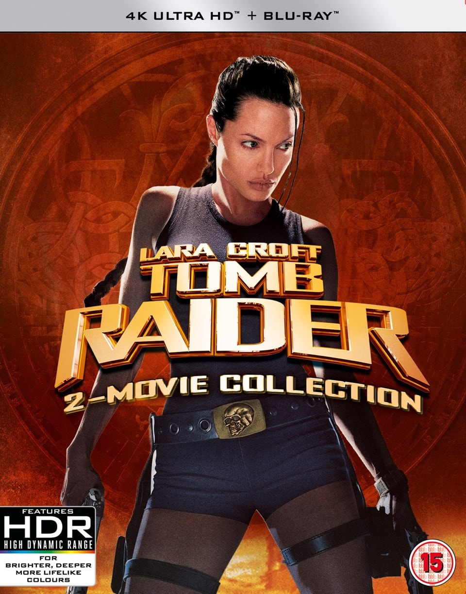 Lara Croft - Tomb Raider: 2-movie Collection - 1