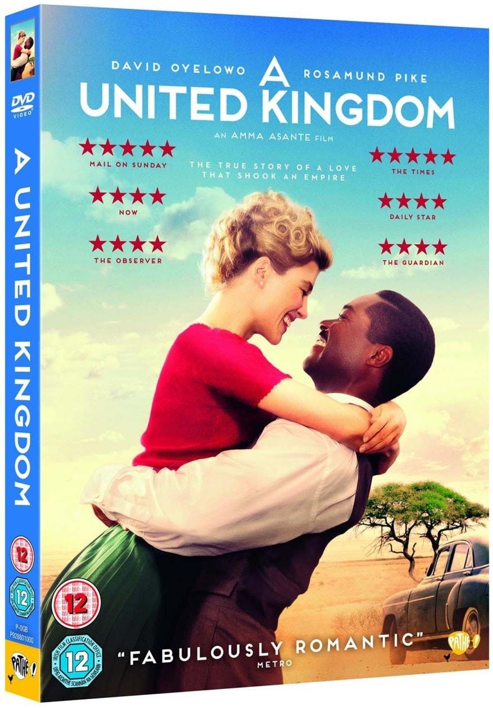 A United Kingdom - 2