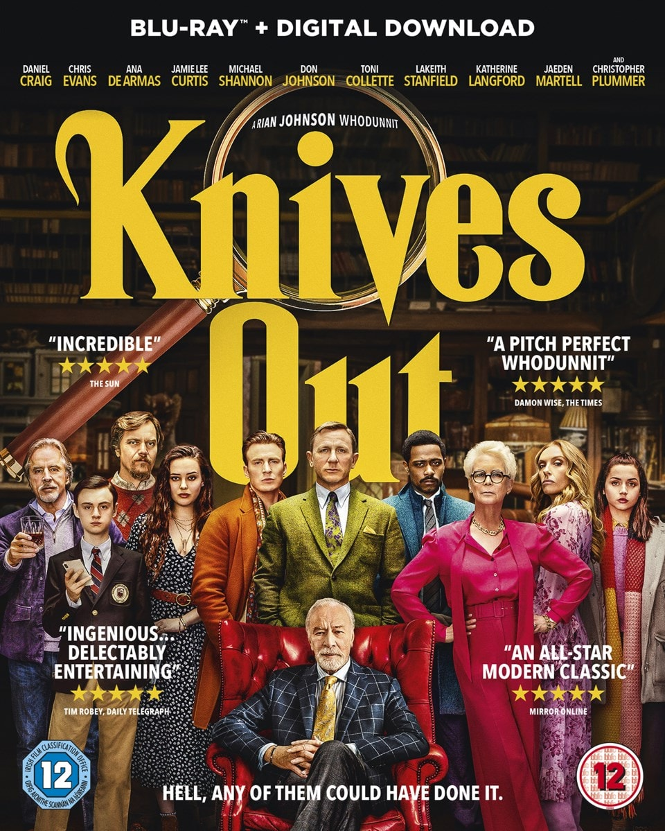 Knives Out - 1