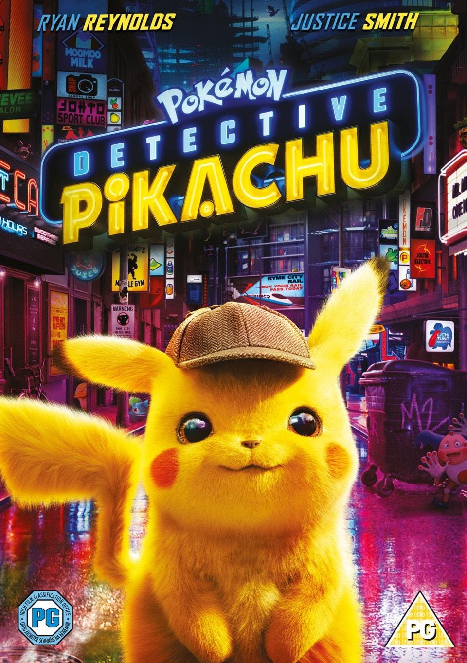 Pokemon Detective Pikachu - 1