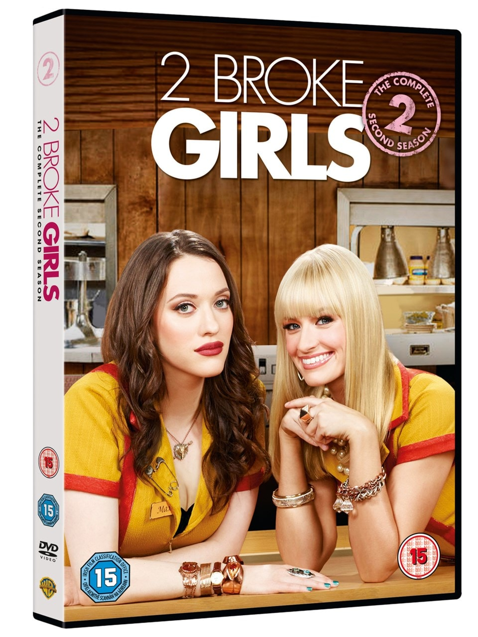 2 Broke Girls: The Complete Second Season - 2