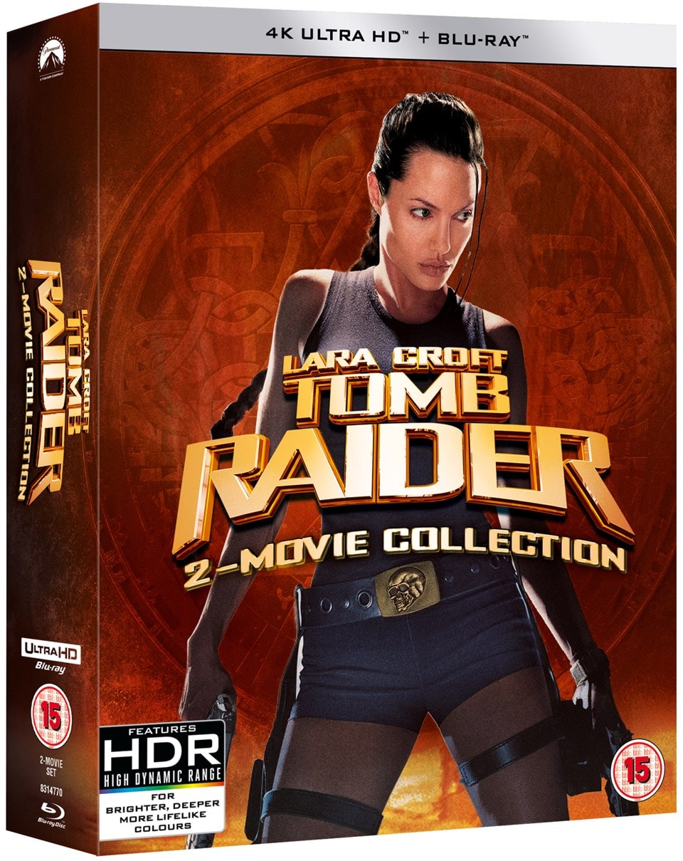 Lara Croft - Tomb Raider: 2-movie Collection - 2