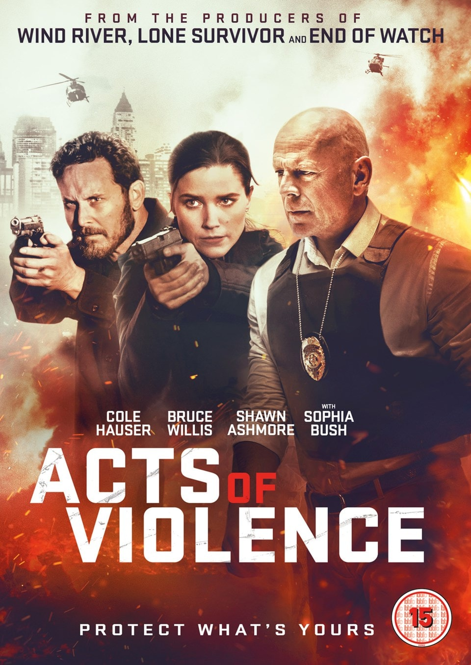 Acts of Violence - 1