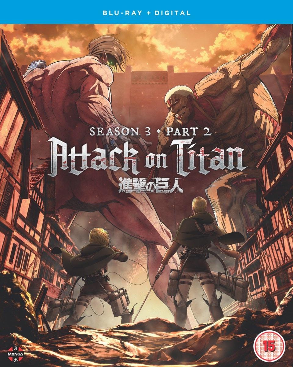 Attack On Titan: Season 3 - Part 2 - 1