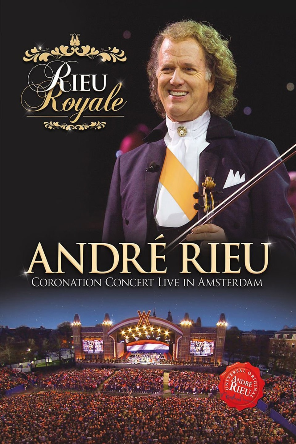 Andre Rieu: Rieu Royale - 1