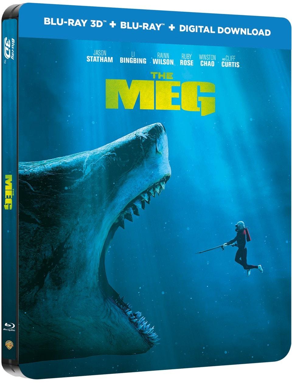 The Meg (hmv Exclusive) - 2