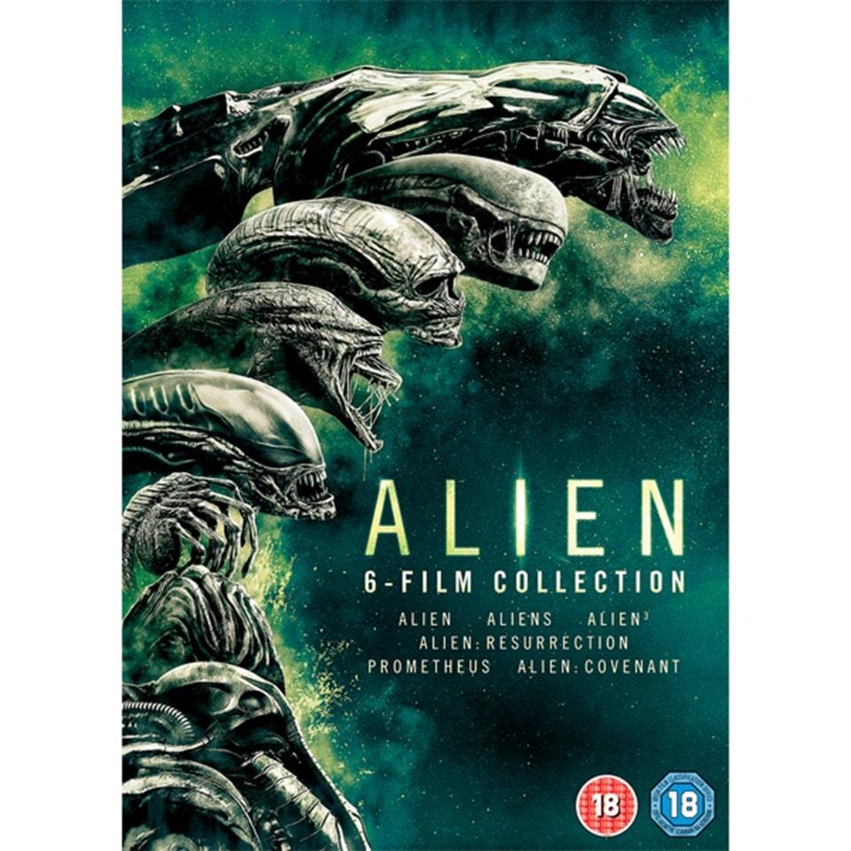 Alien: 6-film Collection - 3