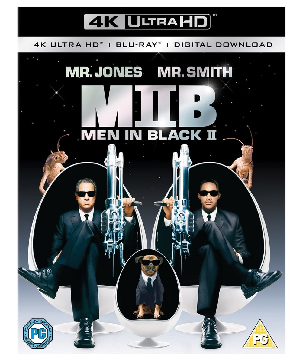 Men in Black 2 - 1