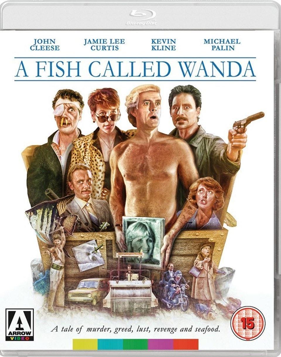 A Fish Called Wanda - 1