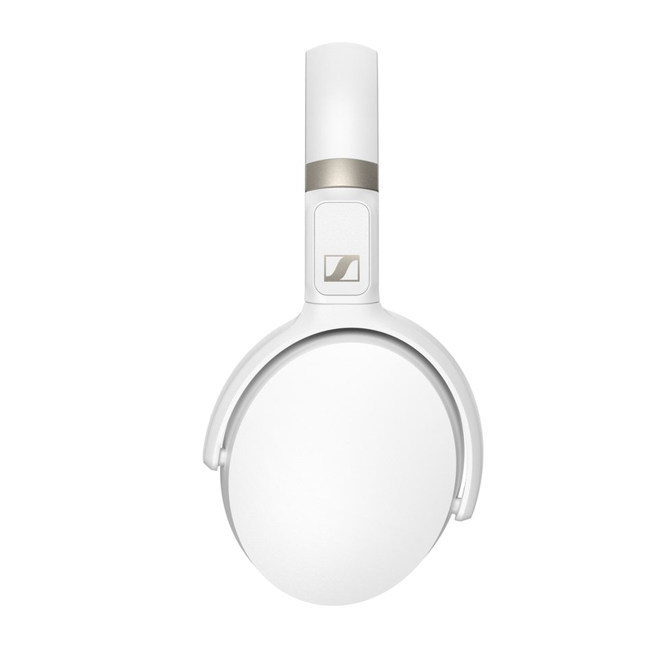 Sennheiser HD 450BT White Active Noise Cancelling Bluetooth Headphones (online only) - 2