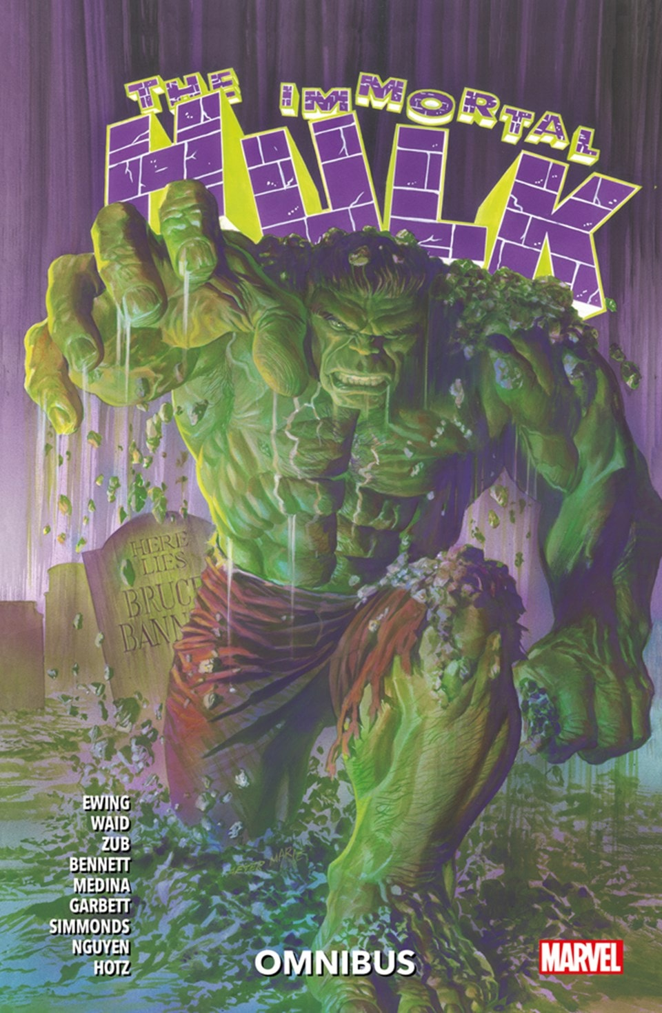 Immortal Hulk: Omnibus - 1