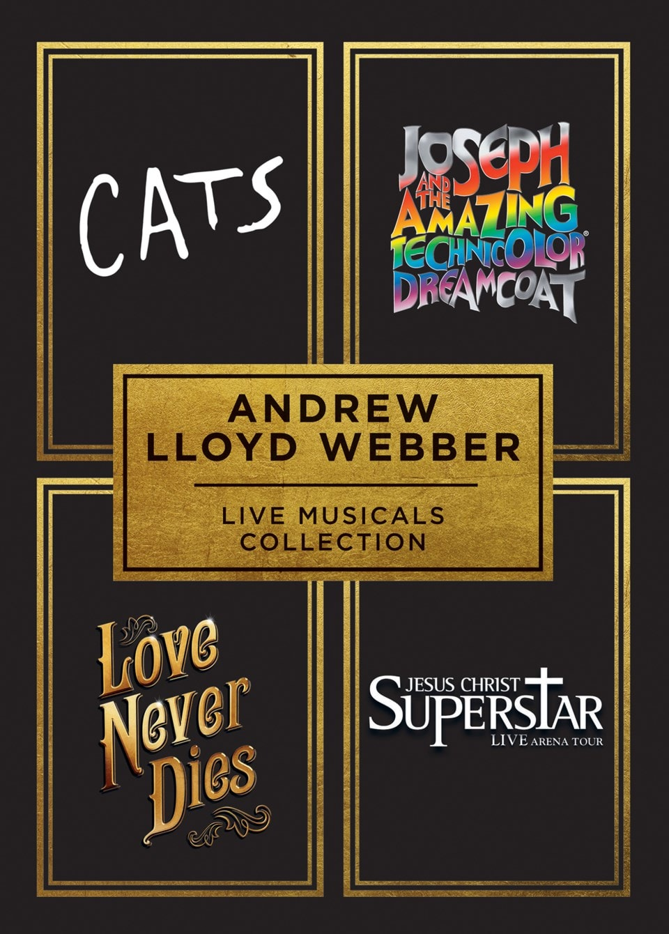 Andrew Lloyd Webber Live Musicals Collection - 1