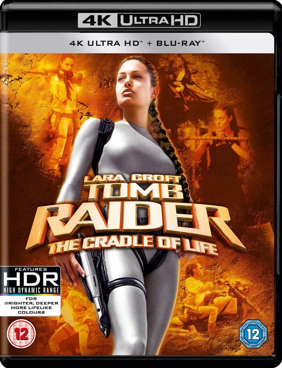 Lara Croft - Tomb Raider: The Cradle of Life - 1