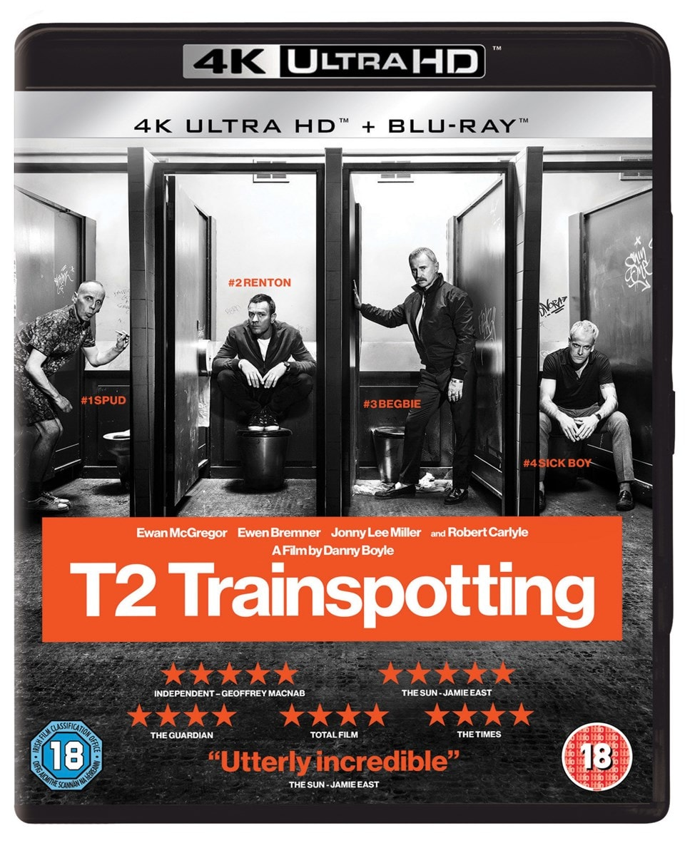 T2 Trainspotting - 1