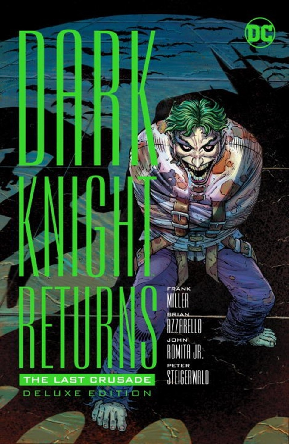 Dark Knight Returns: The Last Crusade - 1