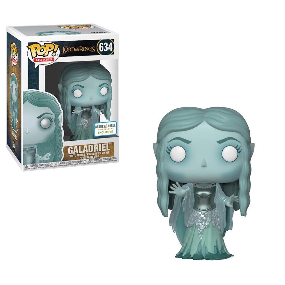 Pop Vinyl: Galadriel Tempted (634): Lord Of The Rings - 1