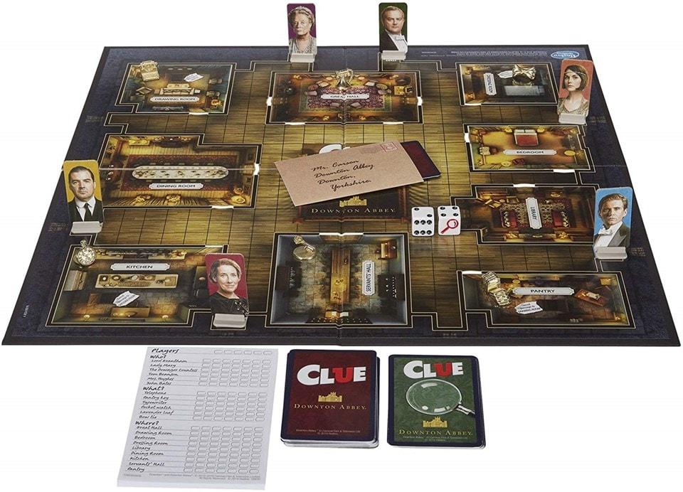 Cluedo: Downton Abbey Edition - 4