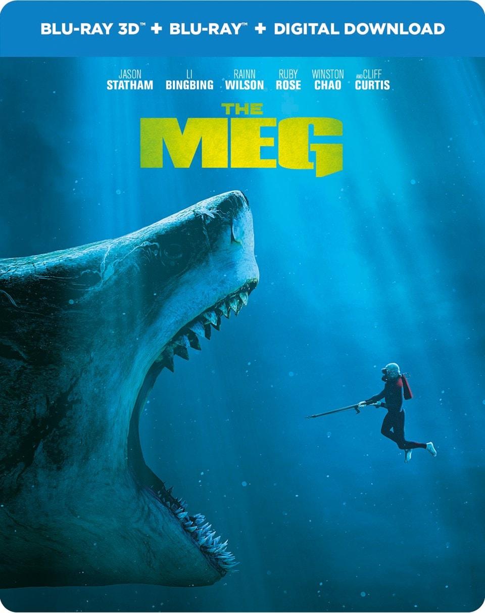 The Meg (hmv Exclusive) - 1
