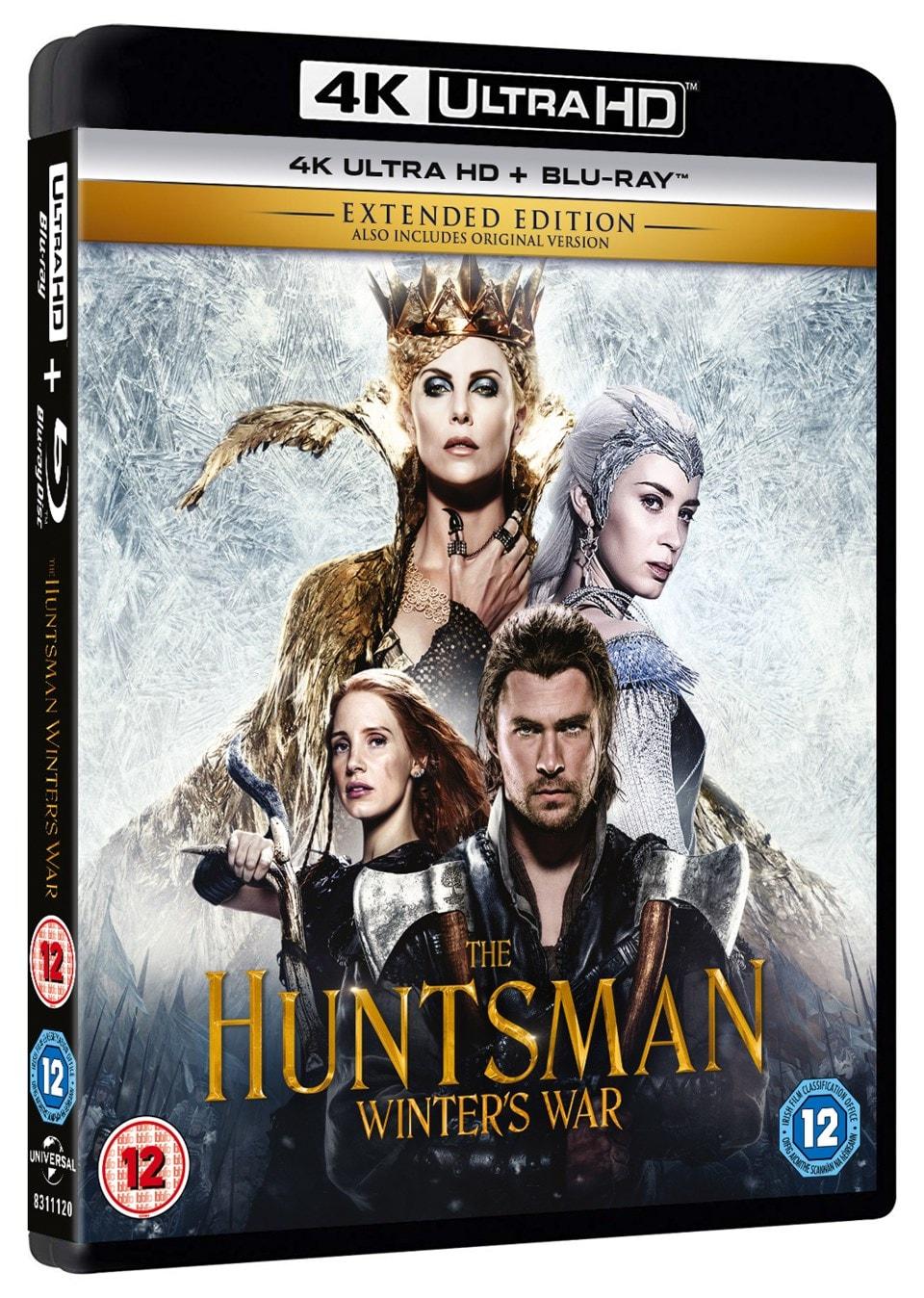 The Huntsman - Winter's War - 2