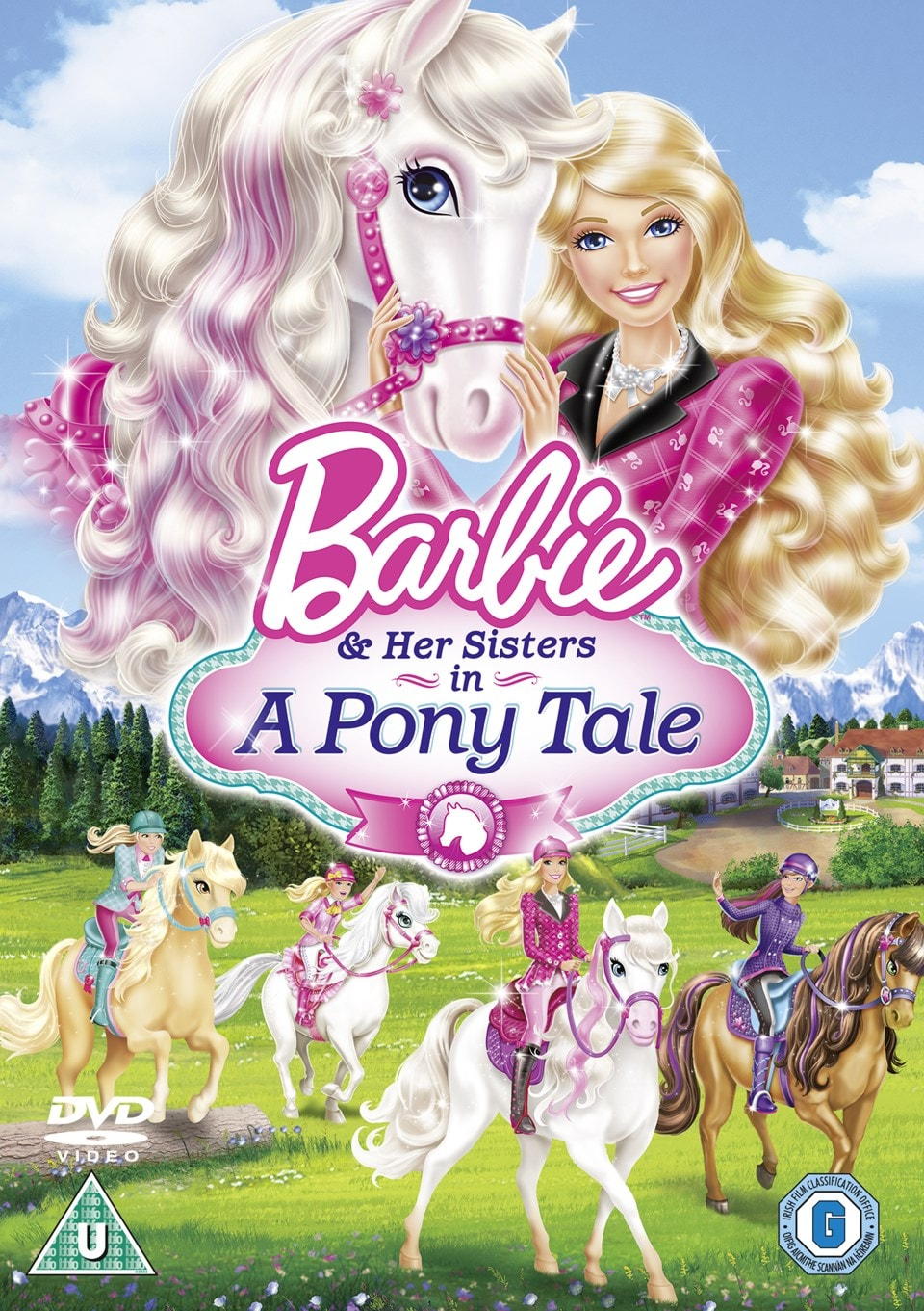Barbie and Her Sisters in a Pony Tale - 1