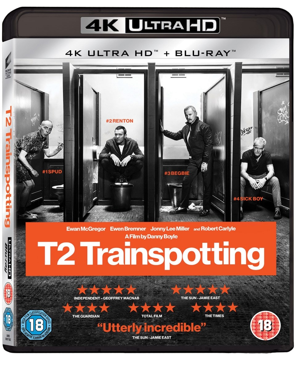 T2 Trainspotting - 2