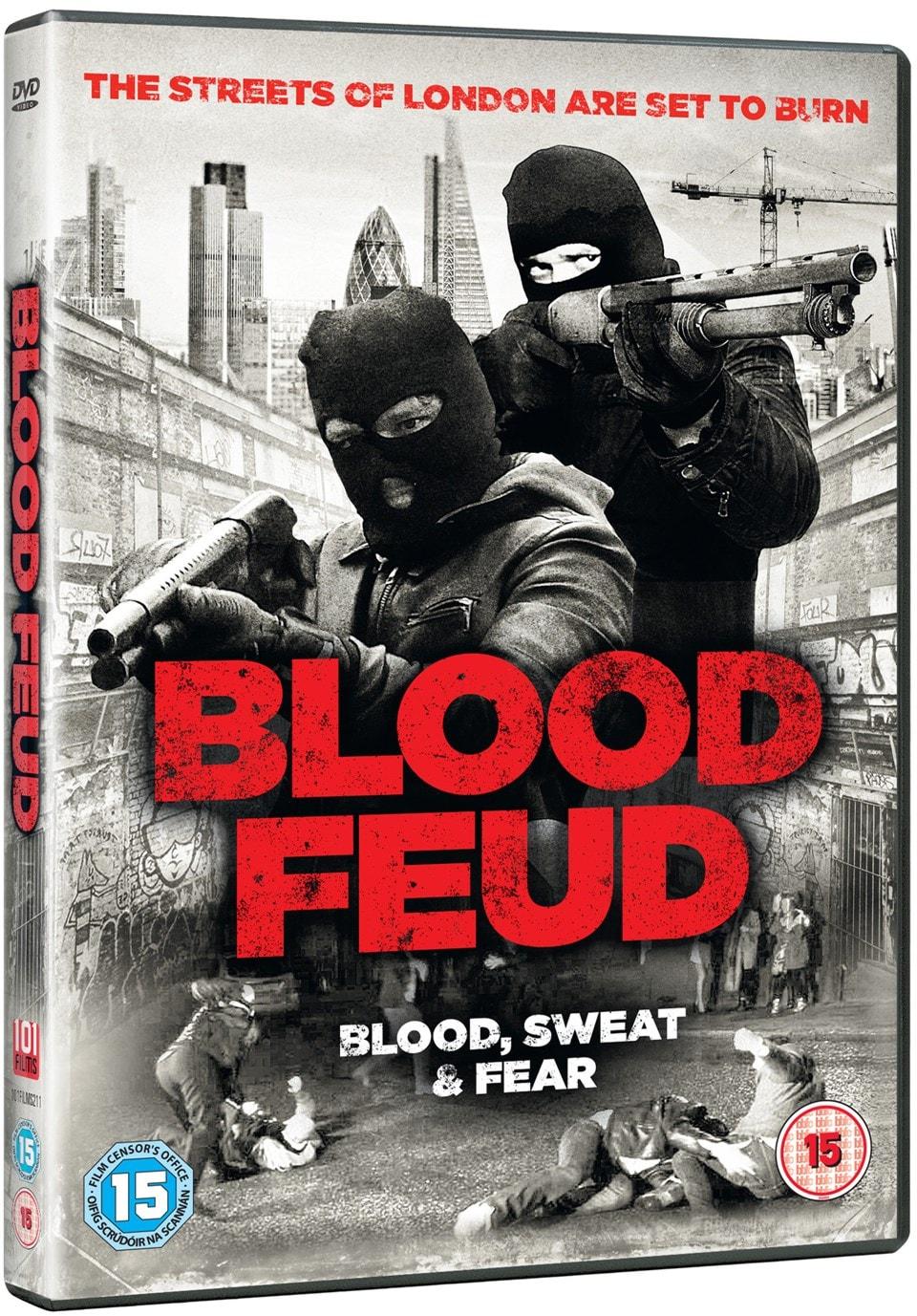 Blood Feud - 2