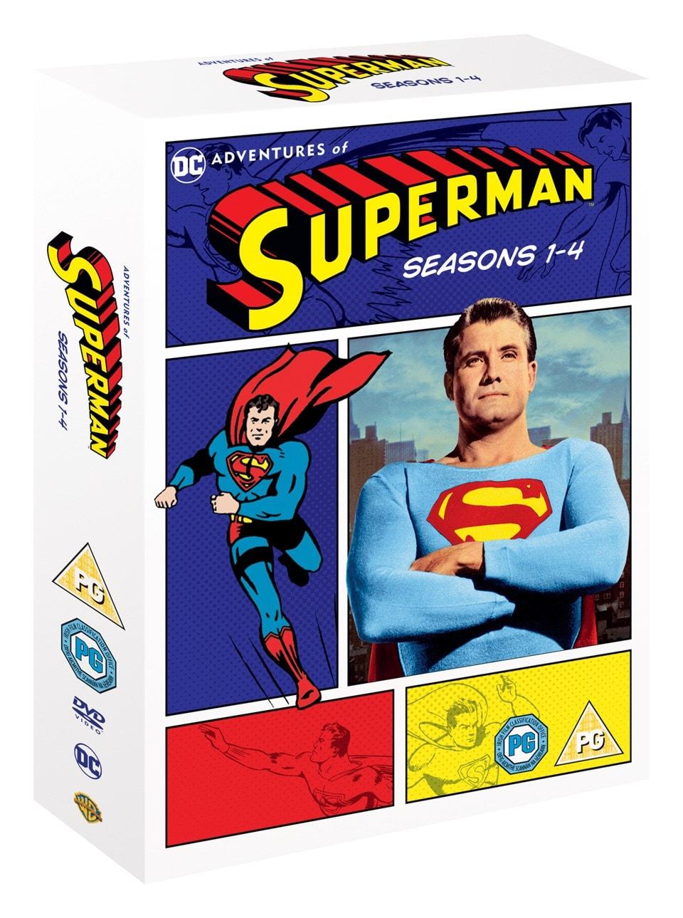 Adventures of Superman: Seasons 1-4 - 2