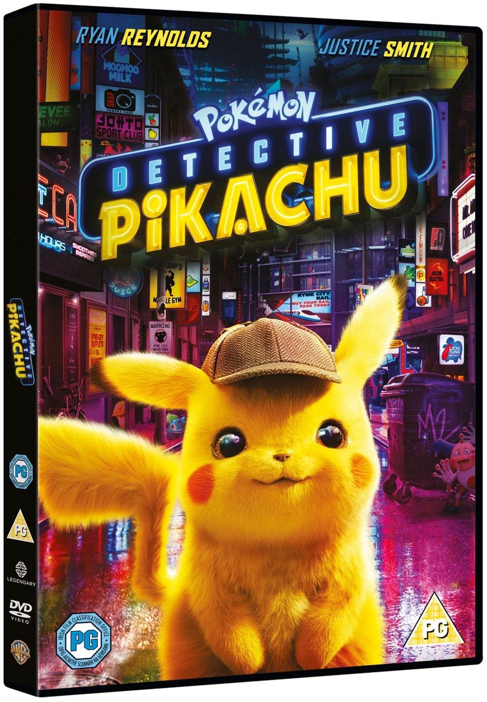 Pokemon Detective Pikachu - 2